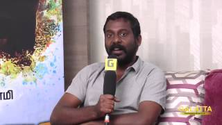 Vijay Vasanth shares about the story of Jigina
