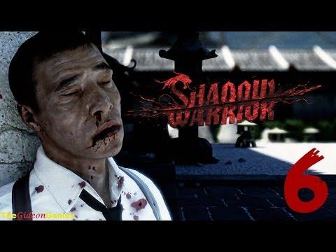 Прохождение Shadow Warrior [HD] - Часть 6 (Глава 5:
