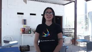 Recibe el Comedor comunitario Las Golondrinas el apoyo #HoyporEllos