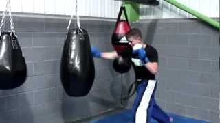 Elite Boxing Kickboxing and Fitness Coaching at Rigs Fitness Birmingham