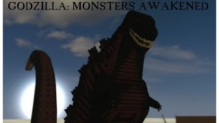 Roblox Ep.46 Godzilla: Monsters Awakened Realistic Models update 1