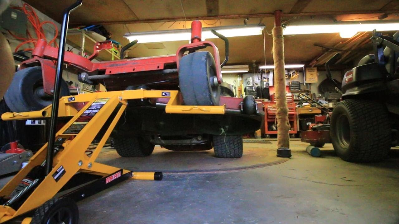 83945a9d7d4 Lawn Mower Lift Jack ► Cub Cadet HTL550 ► Tractor Supply
