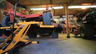 Lawn Mower Lift Jack ► Cub Cadet HTL550 ► Tractor Supply