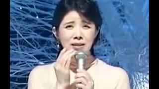 こころ雪 森昌子 Mori Masako.