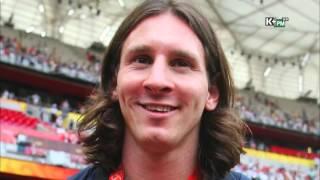 Ngôi đền của những huyền thoại - Lionel Messi