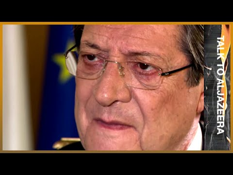 🇨🇾 Nicos Anastasiades: Cyprus, Turkey and the gas standoff | Al Jazeera English