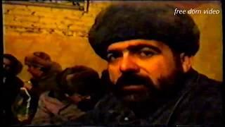 Грозный.Война.01/1995.Встреча солдатских матерей с пленными сыновьями.
