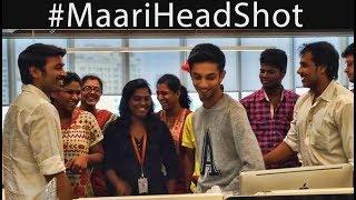 Maari Head Shot Game | Suryan FM | Dhanush & Anirudh