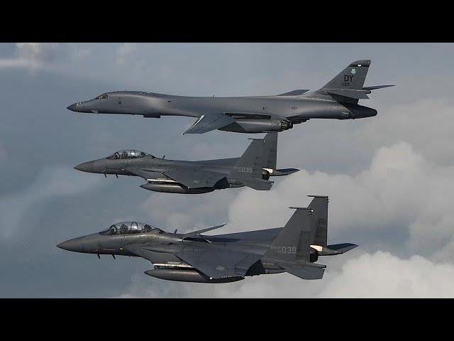 <h2><a href='https://webtv.eklogika.gr/' target='_blank' title='Επίδειξη δύναμης από τις ΗΠΑ'>Επίδειξη δύναμης από τις ΗΠΑ</a></h2>
