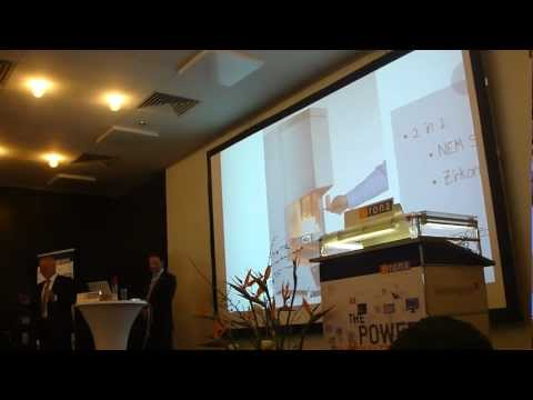 IDS 2013 Sirona Press Conference: the power of Innovation