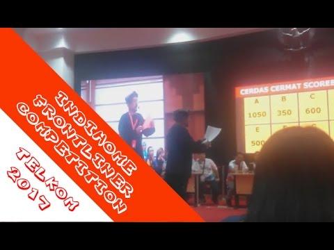 IndiHome Frontliner Competition Telkom 2017 - ijovlog