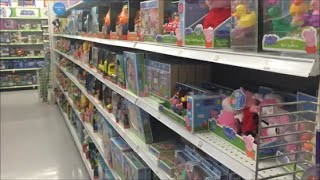 MY TOYSRUS FAVOURITE TOY AISLE Inc., PEPPA PIG, OCTONAUTS, BUBBLE GUPPIES AND SCOOBY DOO