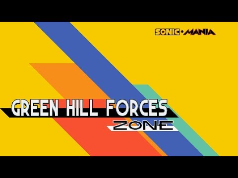 Sonic Mania - Green Hill Forces V1 Released! (LINK IN DESC.)
