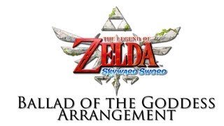 Hylias Pray (Ballad of the Goddess Arr.) - The Legend of Zelda: Skyward Sword - KikatzuMusik