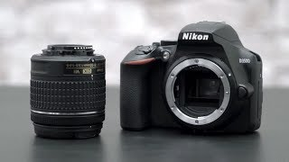 Einsteiger-DSLR Nikon D3500 im Test