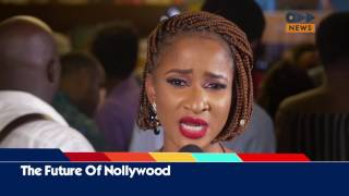 Accelerate News-  The Future Of Nollywood As Told By Nigeria's Finest
