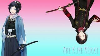 [ame] Ake Kure Nikki {Cover}