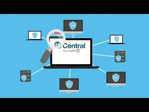 LogMeIn Central – Powerful Endpoint Management