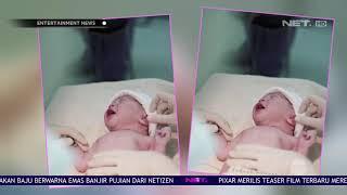 Poppy Sovia Melahirkan Anak Pertama