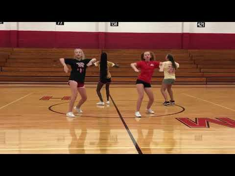 Mount Holly Middle School Cheers