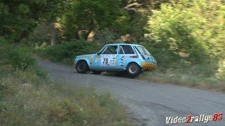 Vid�o 3�me Rallye La Crau Provence M�diterran�e 2015 [HD] par Video2rallye83 (699 vues)