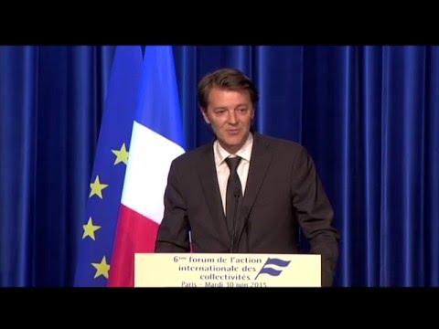 6e FAICT 2015 - Discours de François Baroin - Président de l