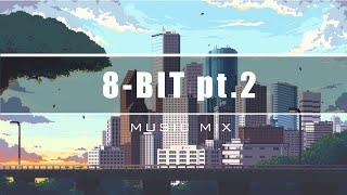 Ultimate 8-bit Electro Gaming Music Mix 2020 - Chiptune Music Mix screenshot 1