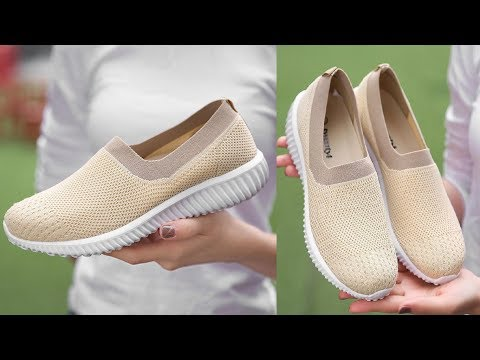 women-walking-casual-slip-on-sneakers-with-off-prices||women-sneakers-shoes||#sbleo