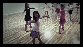 Dance DNA Group Class for kids 6-8y.o. Rumba