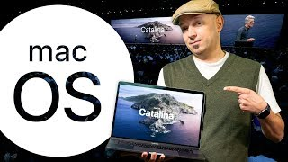 Best new features in MacOS Catalina