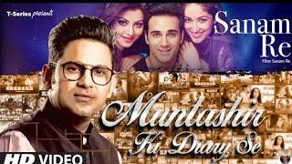 Muntashir Ki Diary Se SANAM RE Episode 10 Manoj Muntashir World Series
