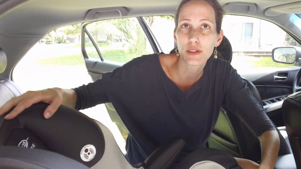 graco smart seat all in one car seat review youtube. Black Bedroom Furniture Sets. Home Design Ideas