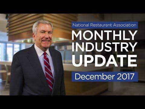 Restaurant Industry Update December 2017