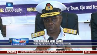11th Nigerian Navy Games: Water Sports Will Hold In Akwa Ibom State