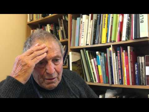 David Goldblatt exhibition video