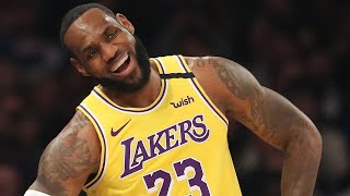 Los Angeles Lakers vs New York Knicks Full Game Highlights | January 22, 2019-20 NBA Season