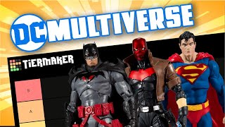 Dive Into The Dc Multiverse With These Awesome Toys