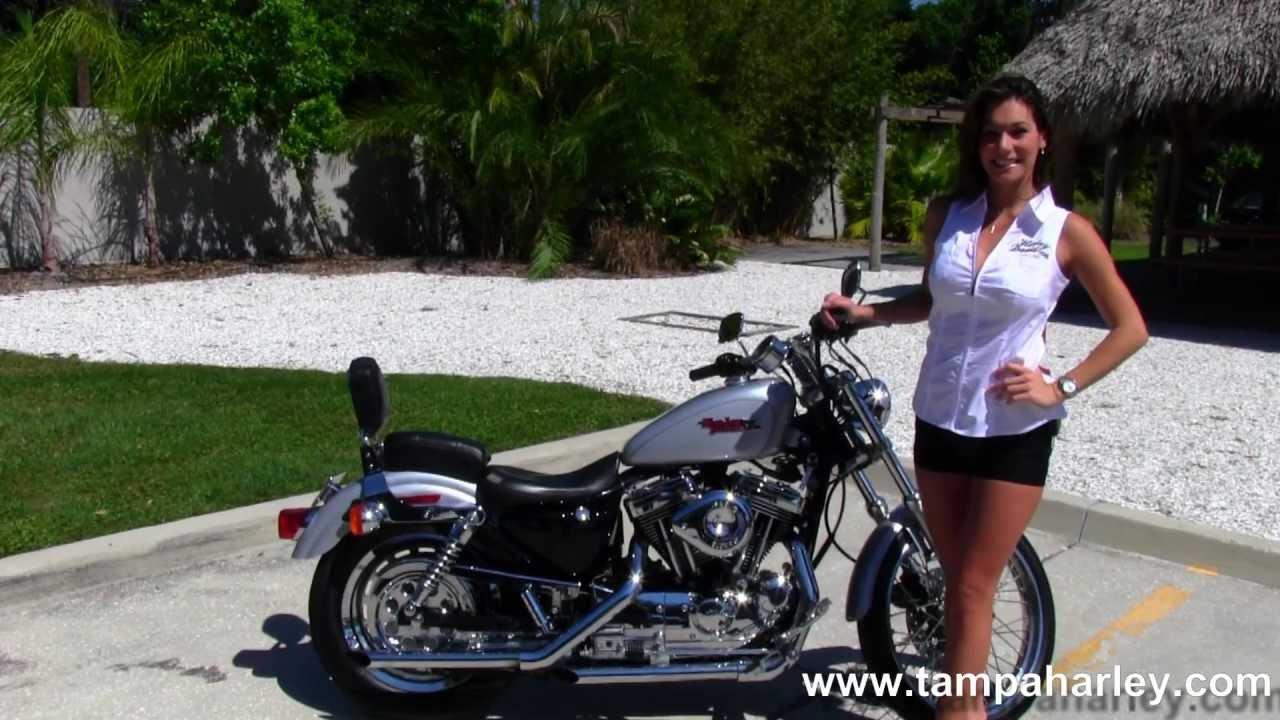 Used 1999 Harley Davidson XL1200C Sportster 1200 Custom For Sale