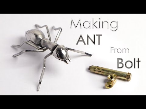 Turning Anchor bolt and nuts into a ANT