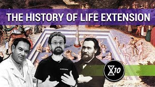A (Very) Brief History of Life Extension   LifeXtenShow
