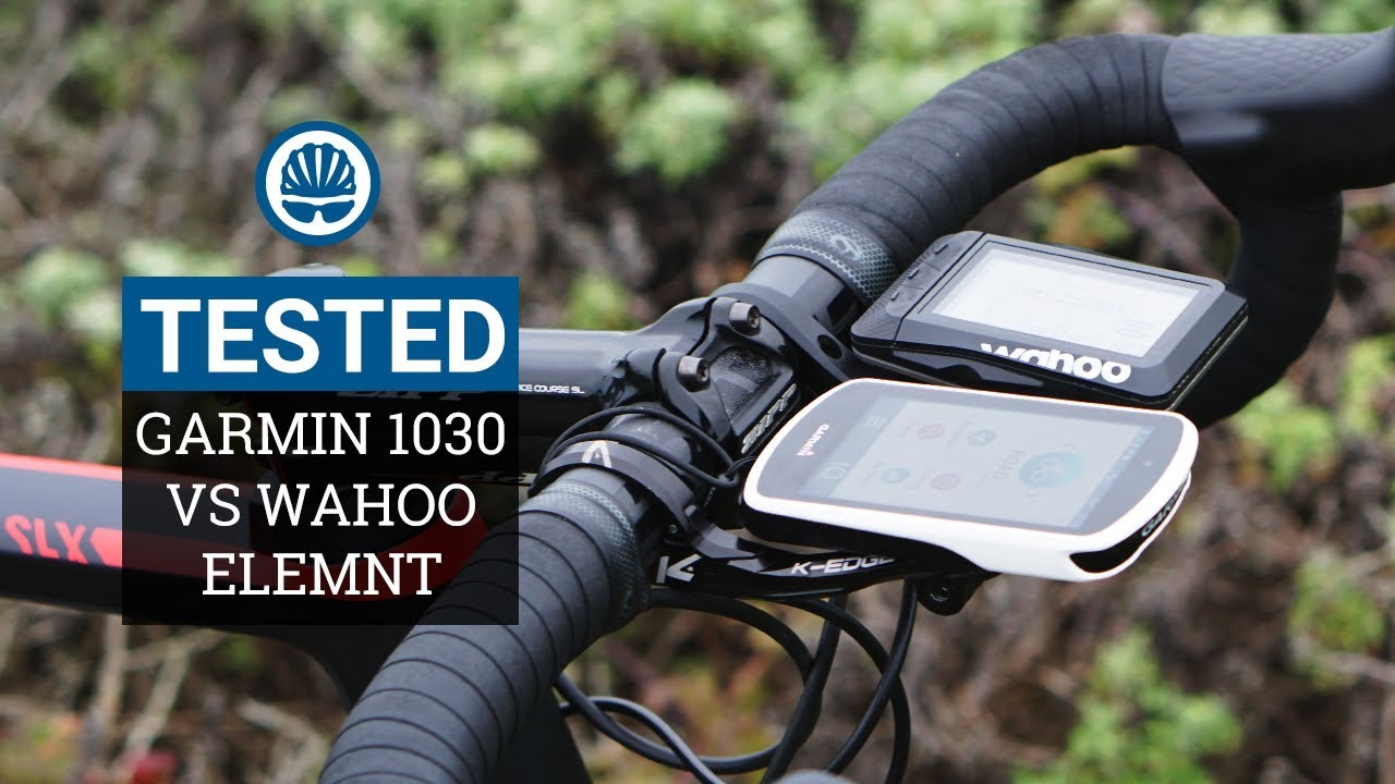 Garmin 1030 Vs  Wahoo ELEMNT - Which Is Best For Navigating Long Rides?