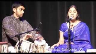 Sthuthi Bhat - Ninna naamadali - H.A.A 2013, California, US.