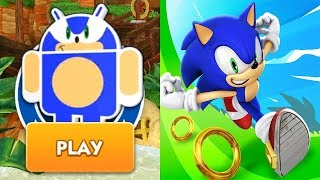 Sonic Dash - ANDRONIC Android Gameplay Ep 30