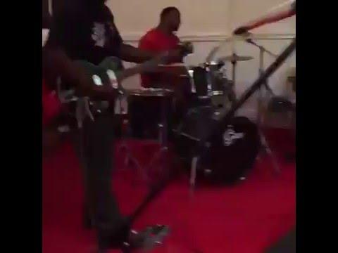 Shawn Jones & The Believers (Rehearsal)