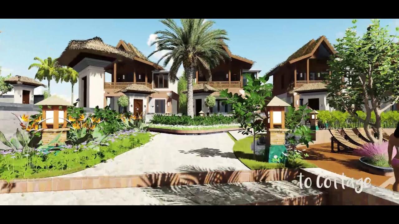 Mentari Villa Ubud Bali Youtube