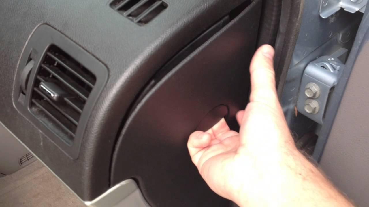 Uplander Power Door Fix