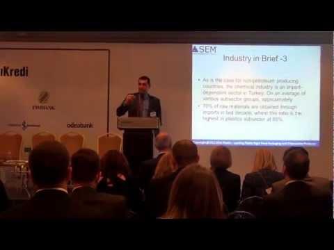 Yavuz EROĞLU'nun Exporta'nın 7.Ticaret ve İhracat Finansmanı Konferansındaki Sunumu