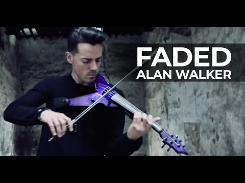 Alan Walker - Faded (Violin Cover by Robert...