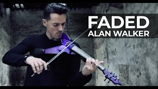 Alan Walker - Faded (Violin Cover by Robert Mendoza)