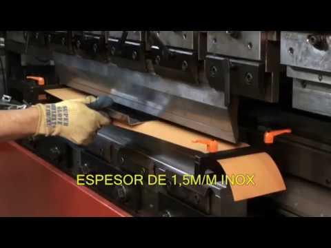 METALMAQ - GOMA USA, evita marcas de plegado-TOOLS MARK FREE-Press brake tooling-Outils de Pliage